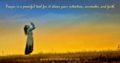 prayerisapowerfultoolforitshowsyourintentionsurrenderandfaith