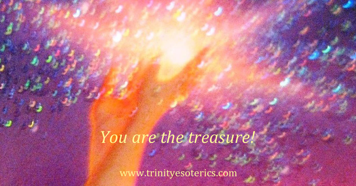 youarethetreasure
