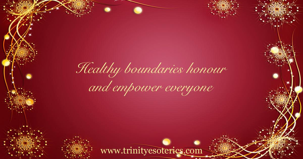 healthyboundarieshonourandempowereveryone