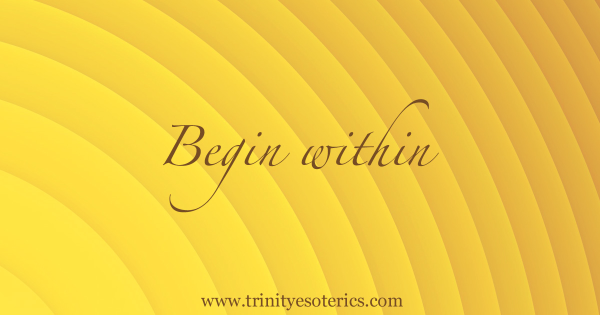 beginwithin
