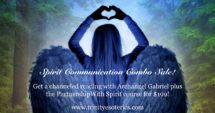 Trinity Esoterics Spirit Communication Combo Sale