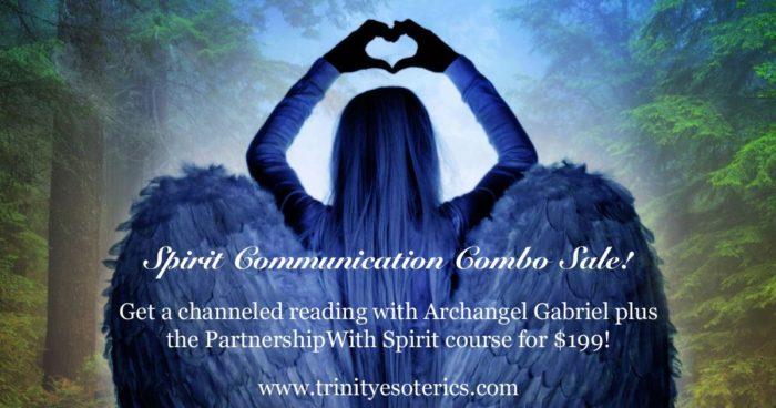 Trinity Esoterics Spirit Communication Combo Sale
