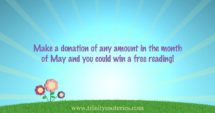 Win a Free Reading!