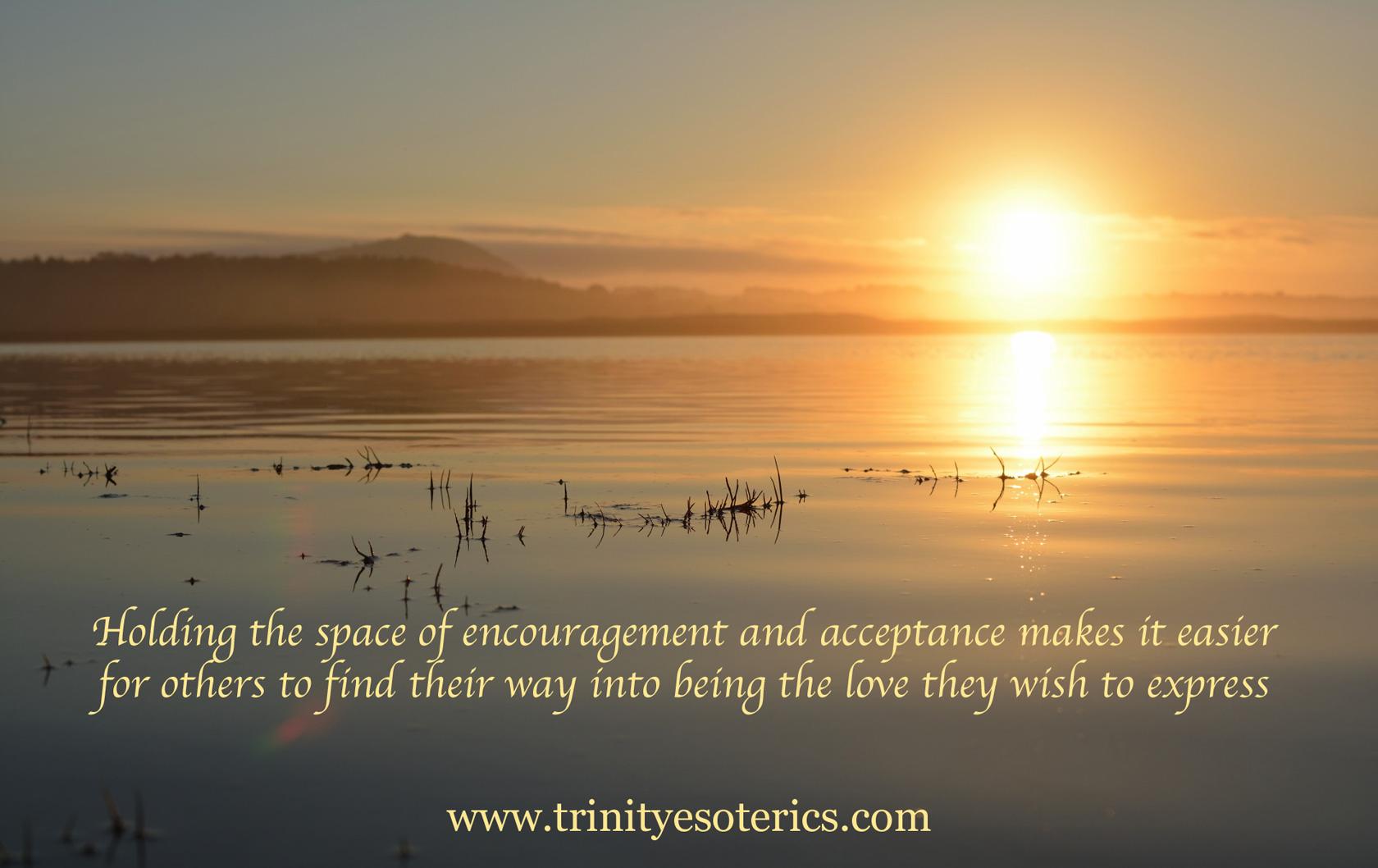 sun reflection trinity esoterics