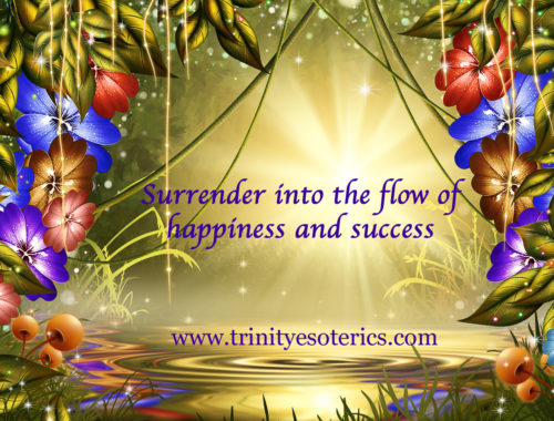golden flow trinity esoterics