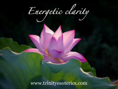 glowing lotus trinity esoterics
