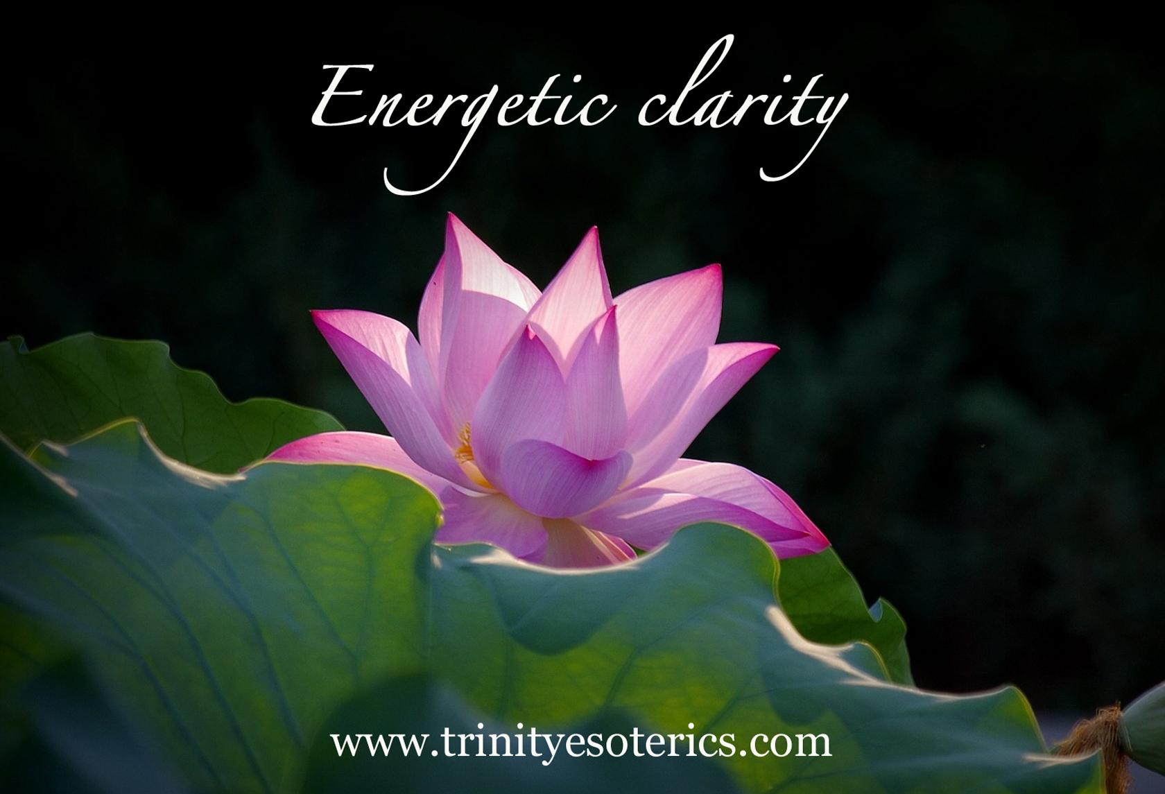 glowing lotus trinity esoterics