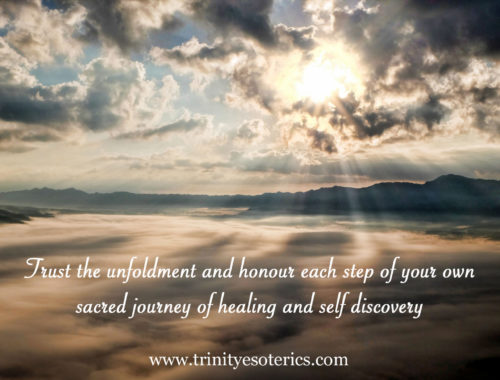 divine light clouds trinity esoterics