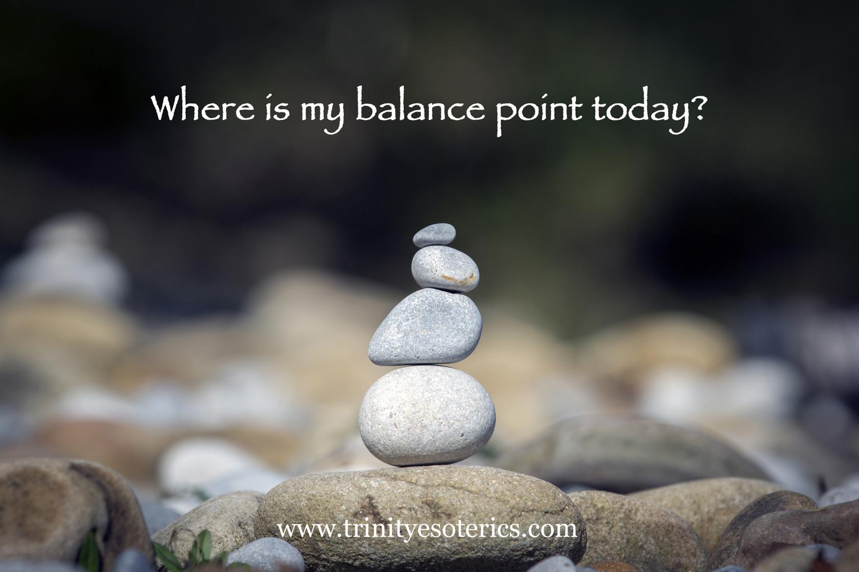 stacked rocks trinity esoterics