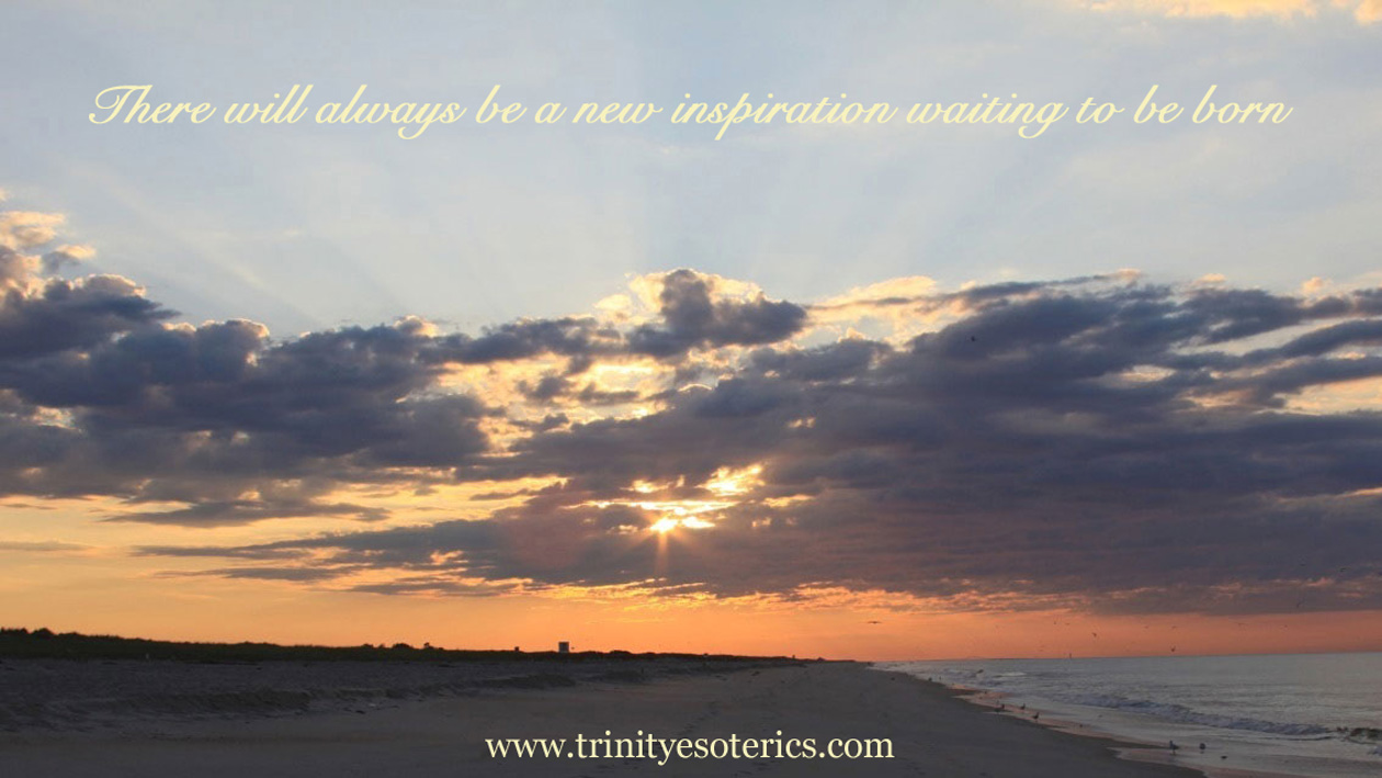 dawn beach trinity esoterics
