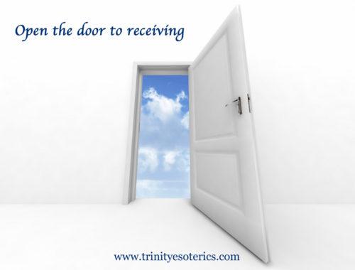 open door sky trinity esoterics