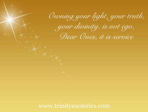 shining star trinity esoterics
