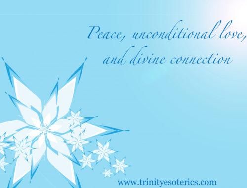 snowflakes trinity esoterics