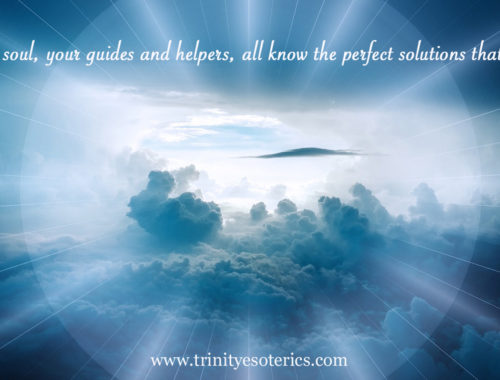 heavenly clouds trinity esoterics