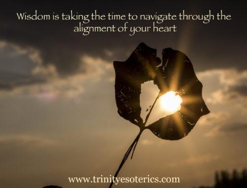 heart cut out light trinity esoterics