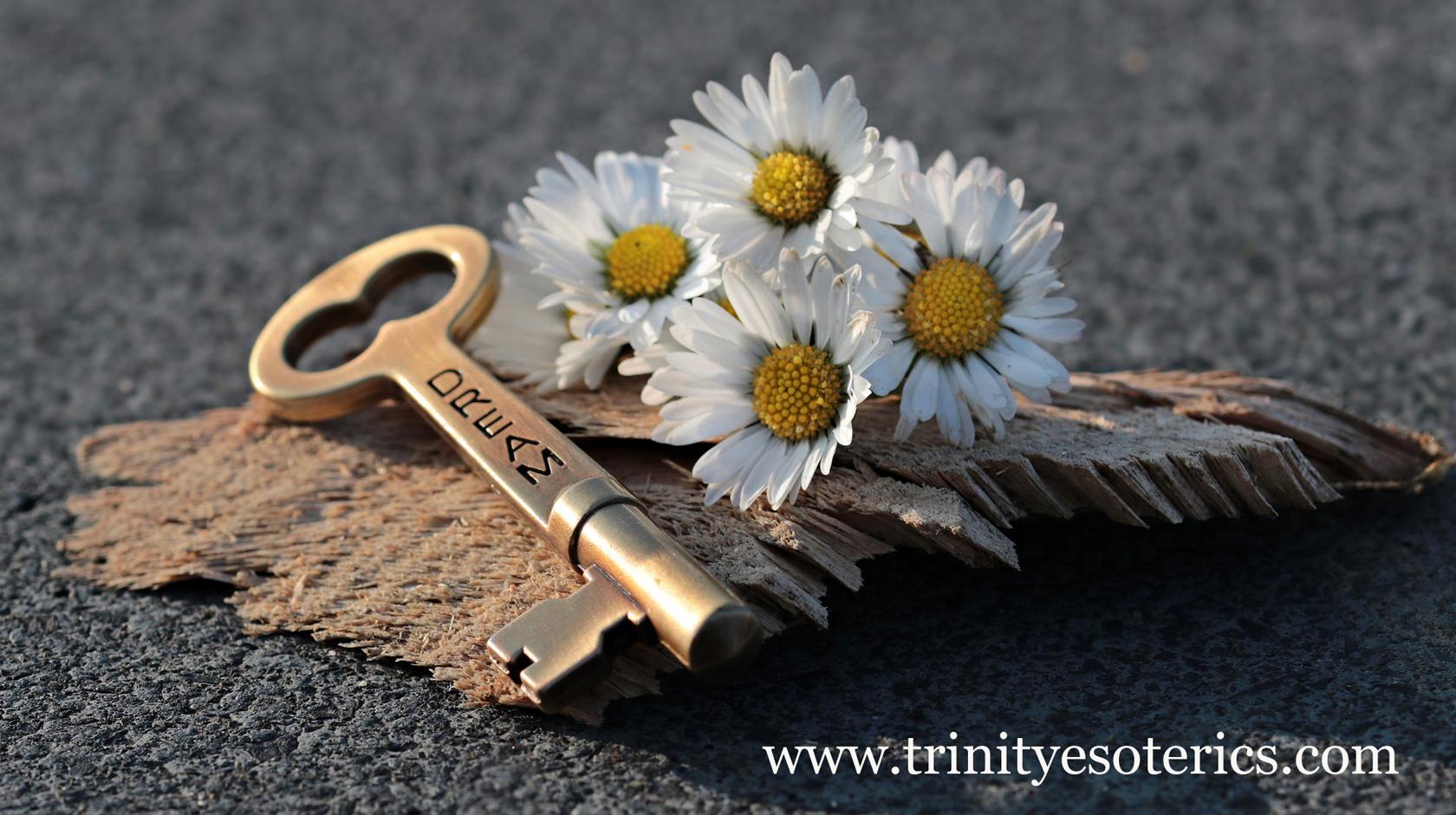 dream key trinity esoterics