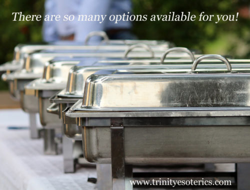 buffet dishes trinity esoterics