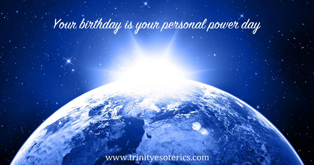 yourbirthdayisyourpersonalpowerday