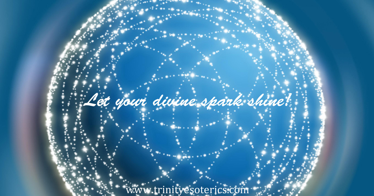 letyourdivinesparkshine!