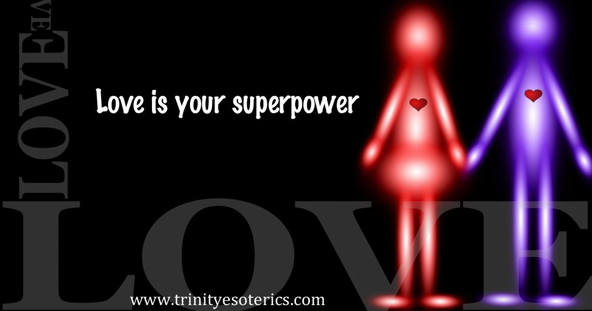loveisyoursuperpower