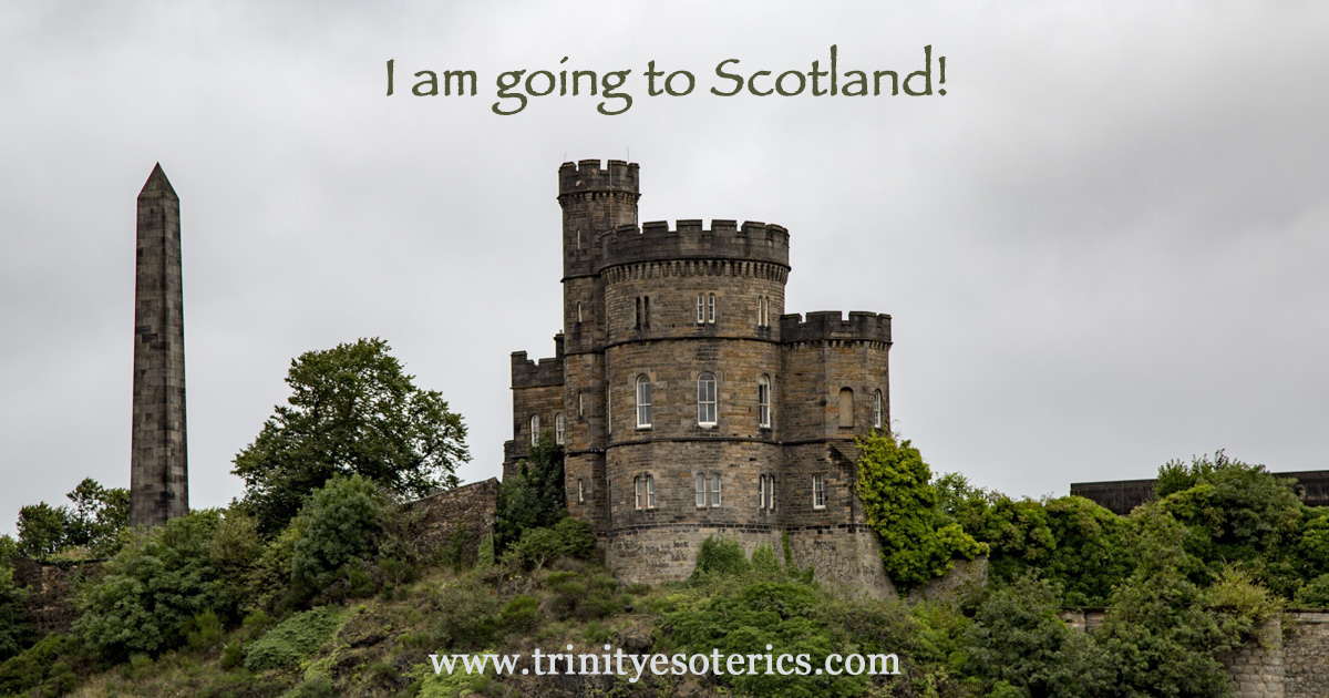 Trinity Esoterics in Scotland