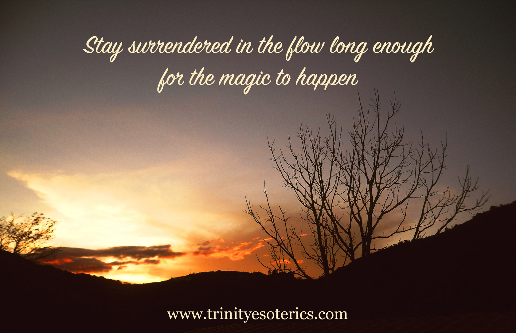 dawn trinity esoterics