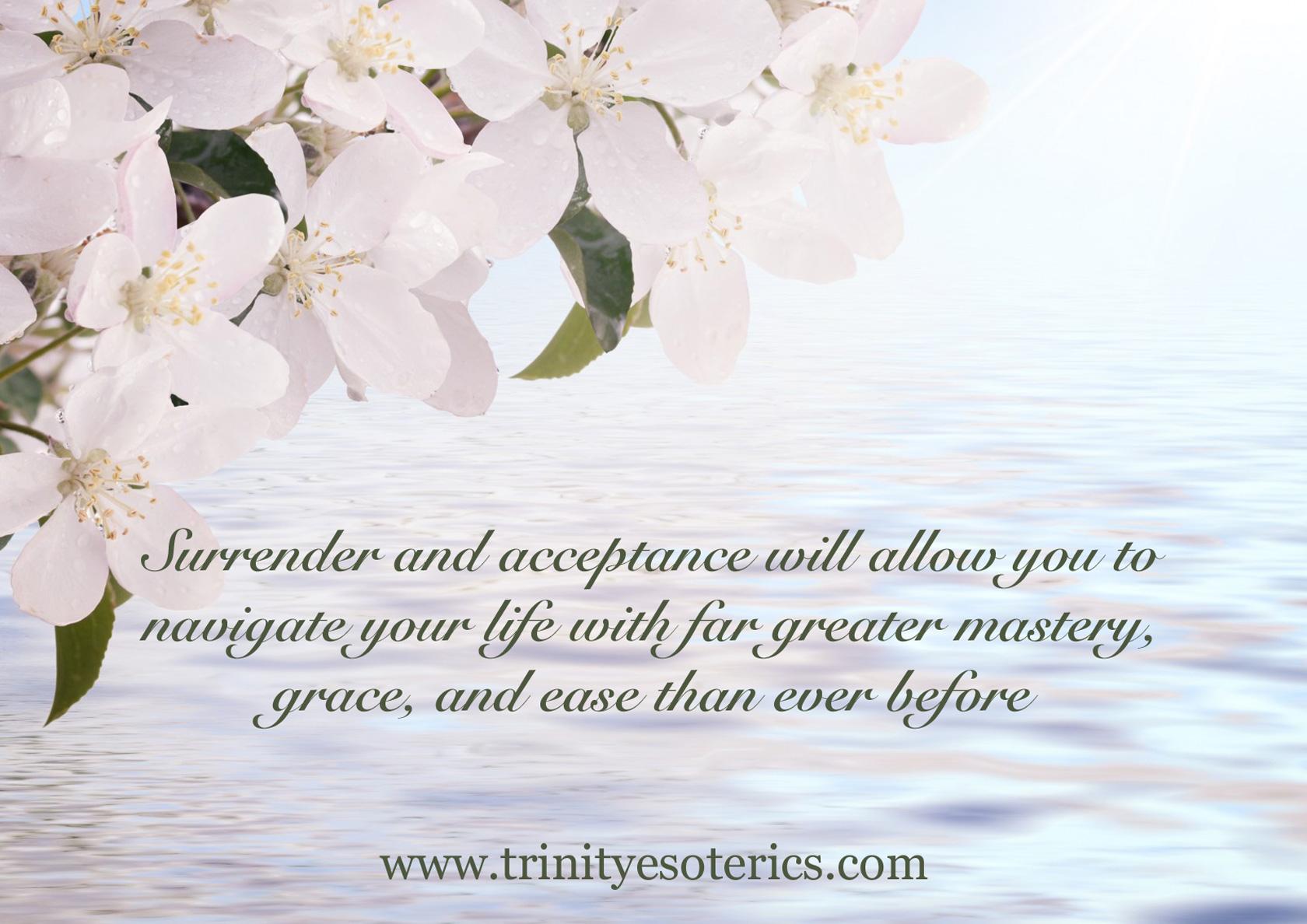 floral flow trinity esoterics