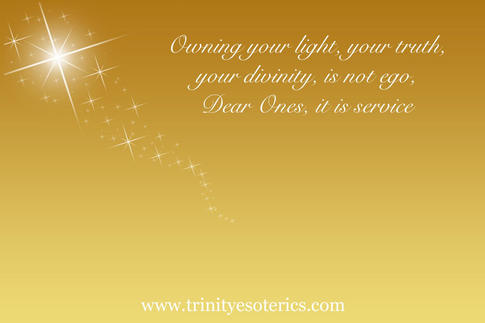 shining star trinity esoterics