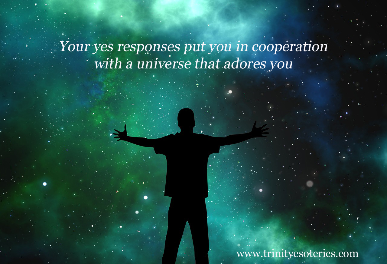 open arms universe trinity esoterics