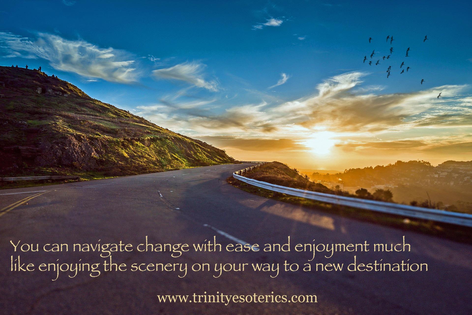 beautiful winding road trinity esoterics