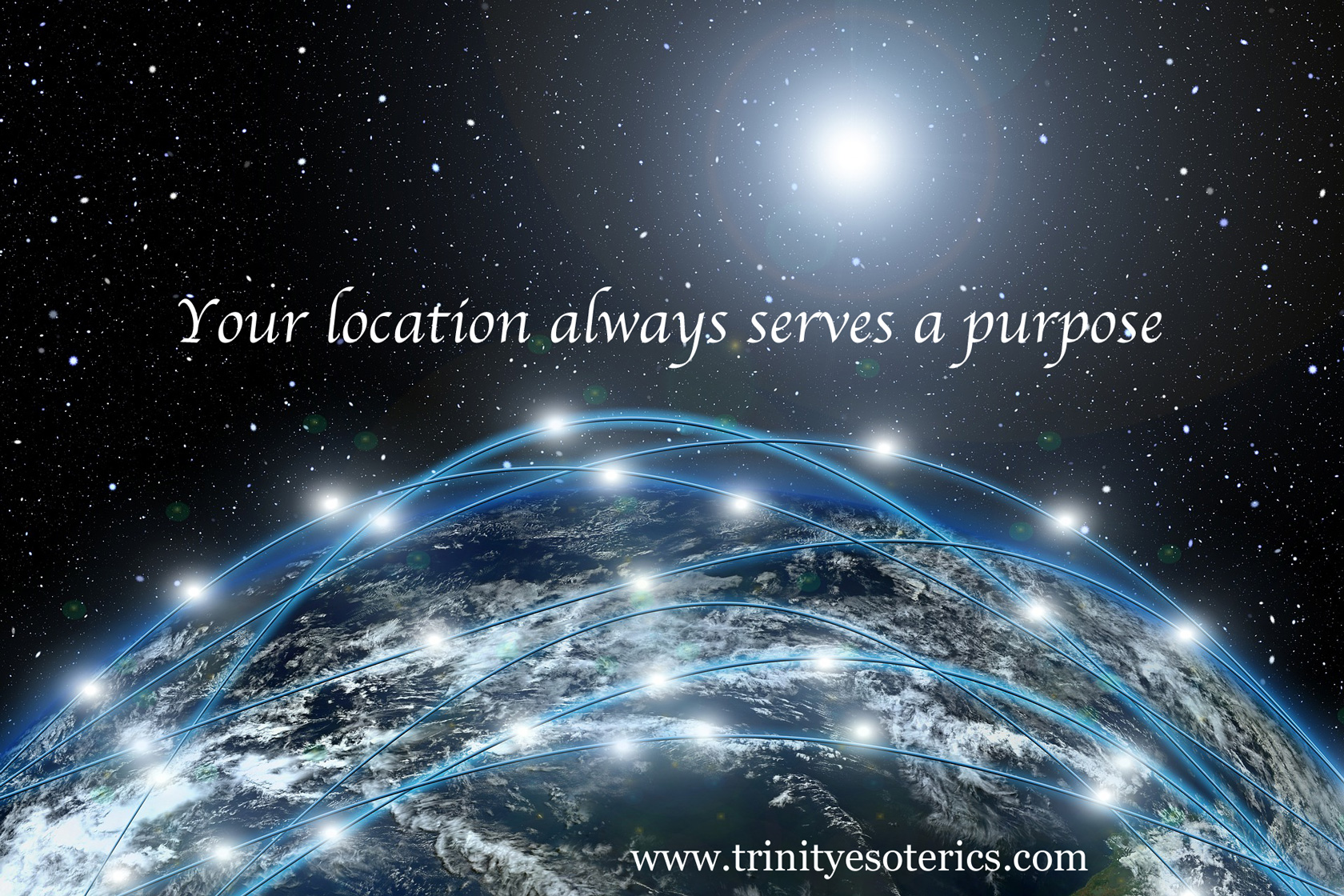 grid of light on planet trinity esoterics