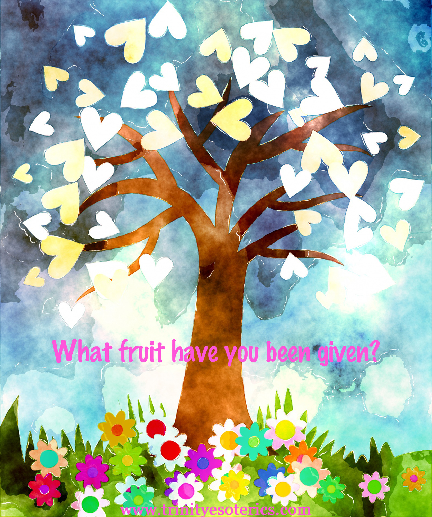 tree of hearts trinity esoterics