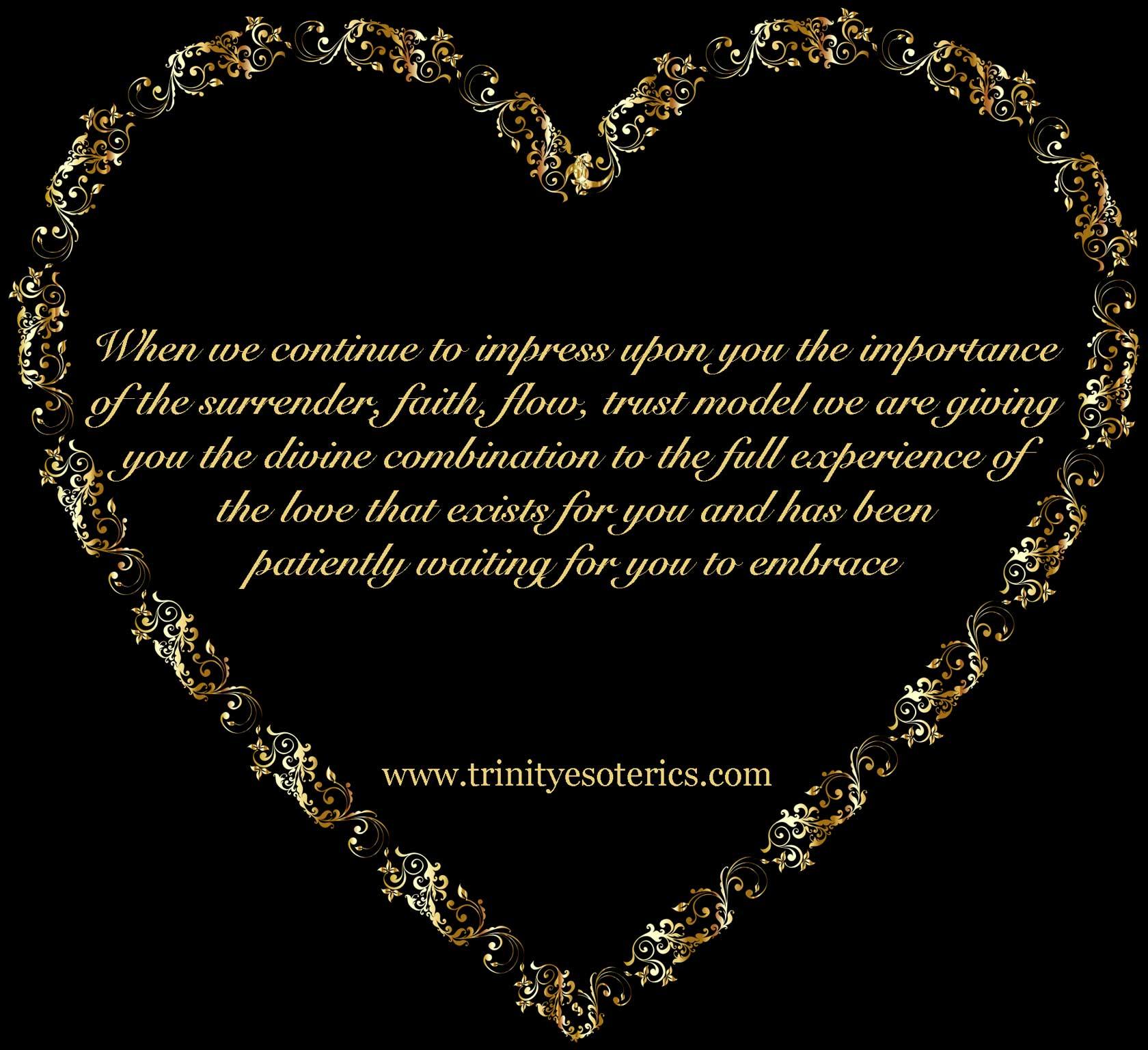 ornate heart trinity esoterics
