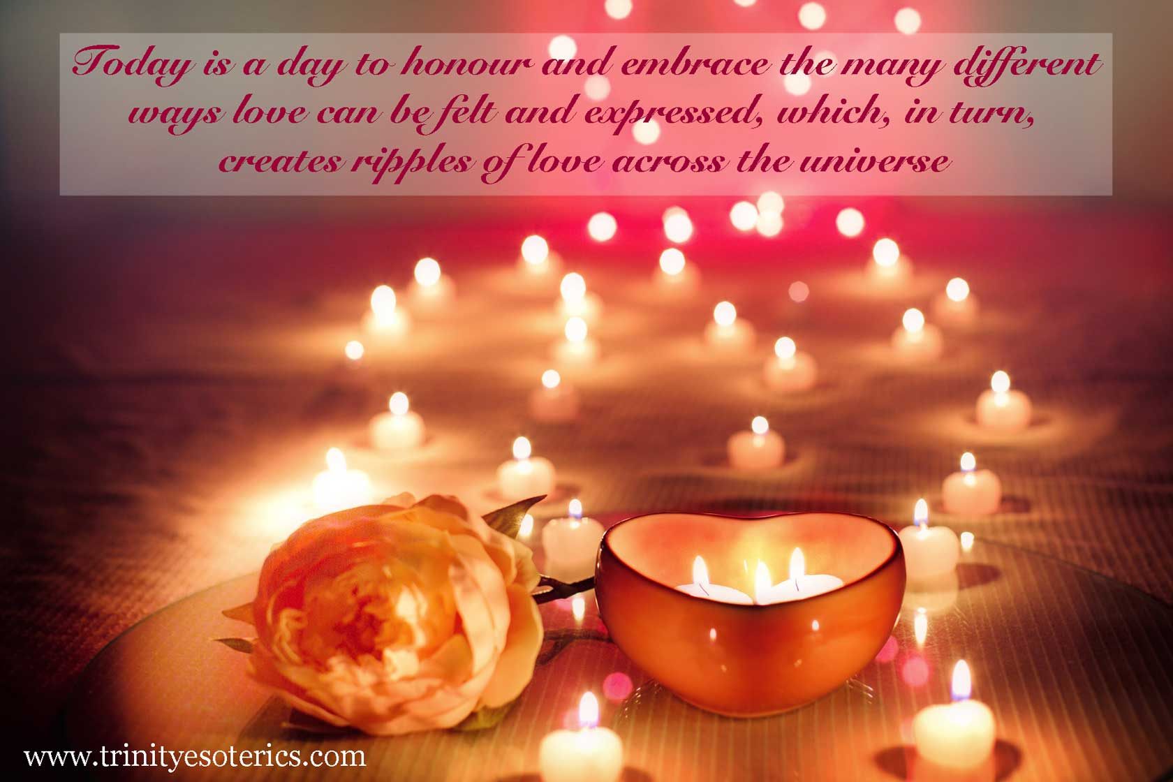 hearts and candles trinity esoterics