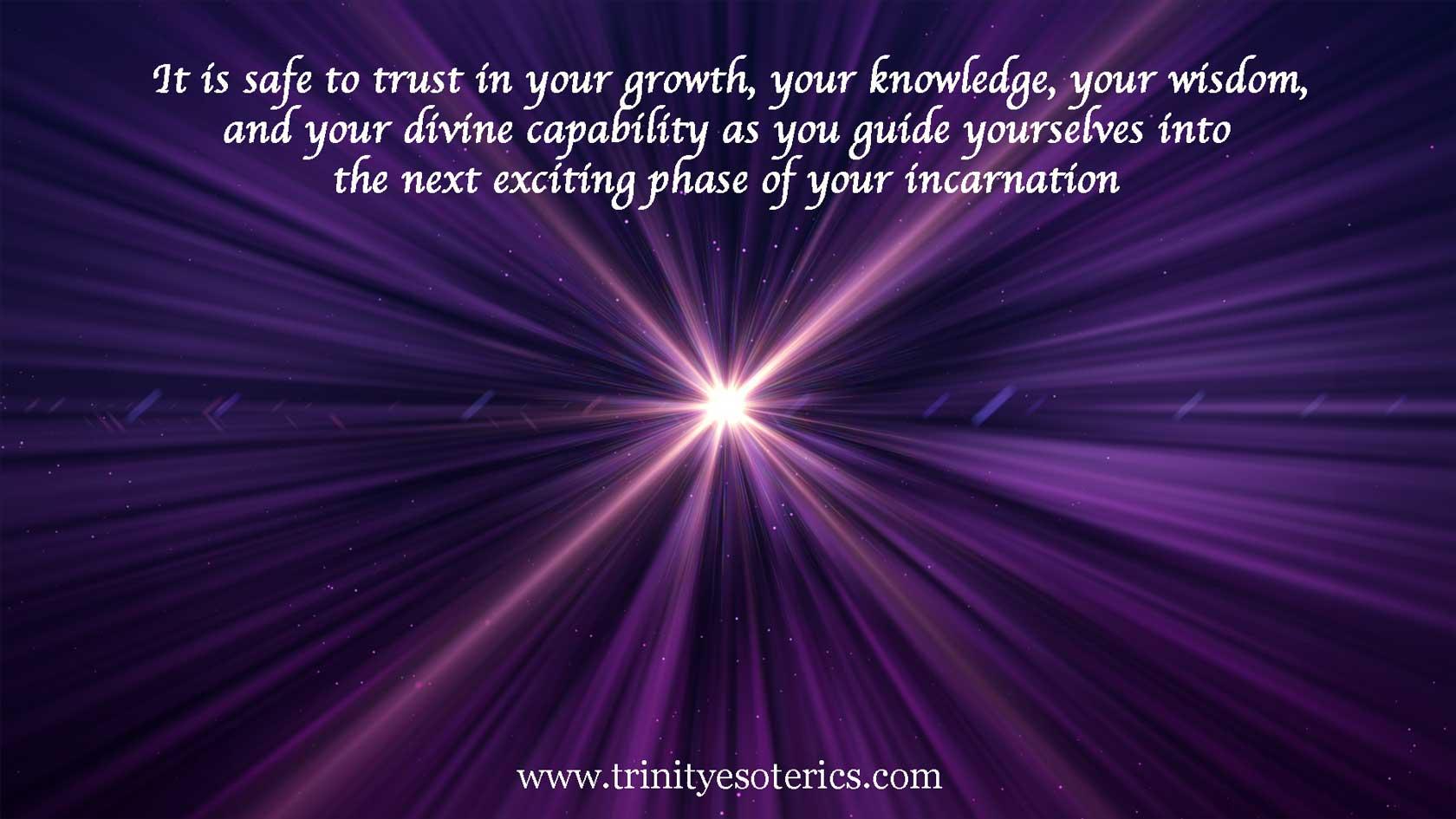 purple starburst trinity esoterics