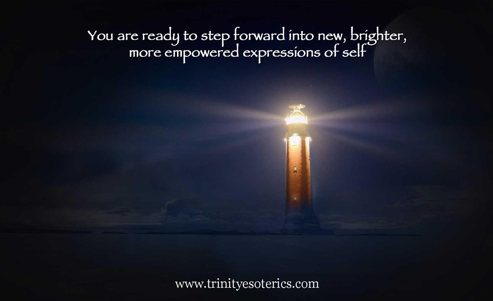 shining lighthouse trinity esoterics