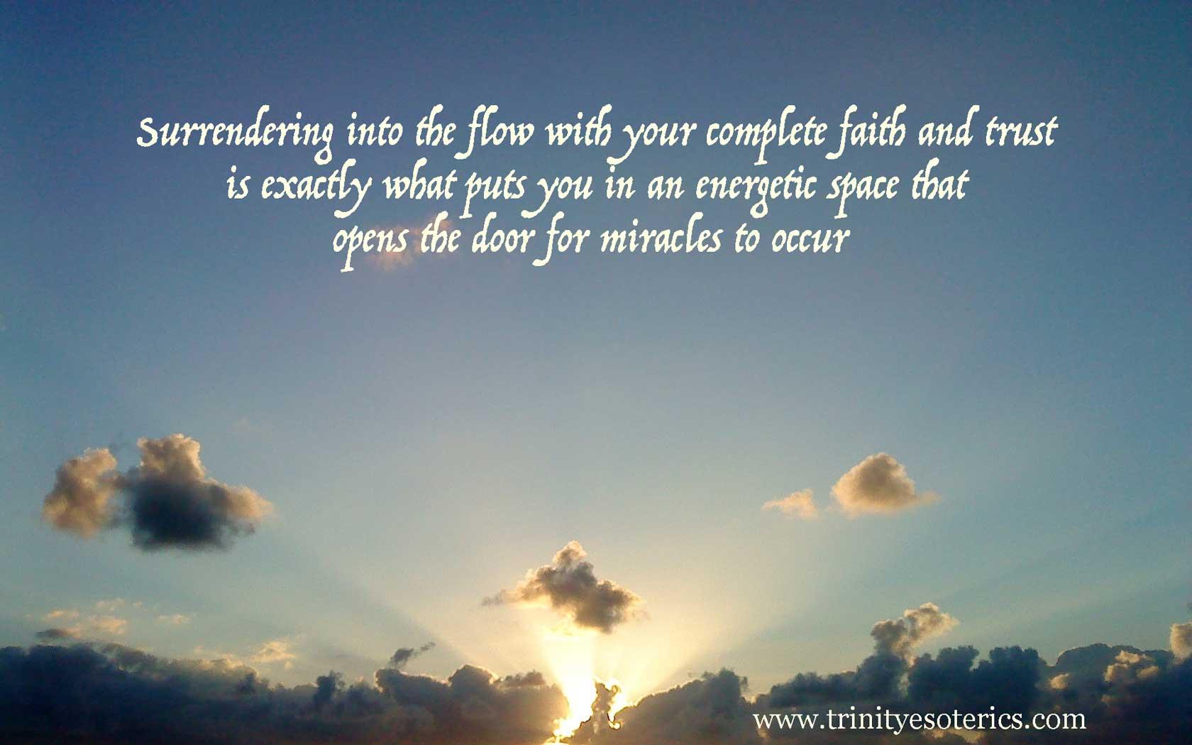 dawn breaking trinity esoterics