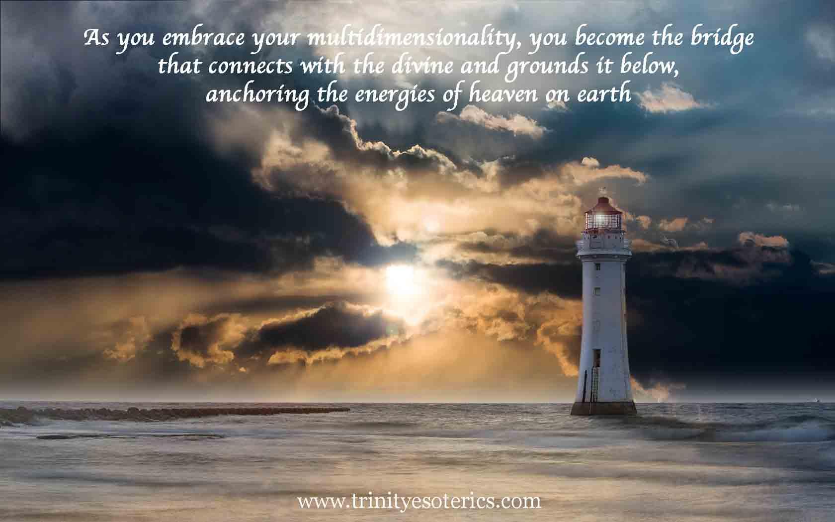 lighthouse trinity esoterics