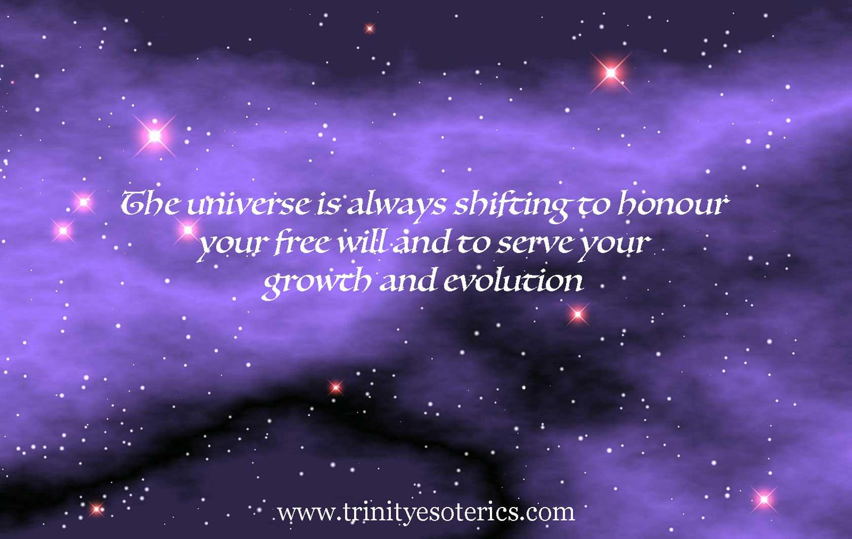 starry sky trinity esoterics