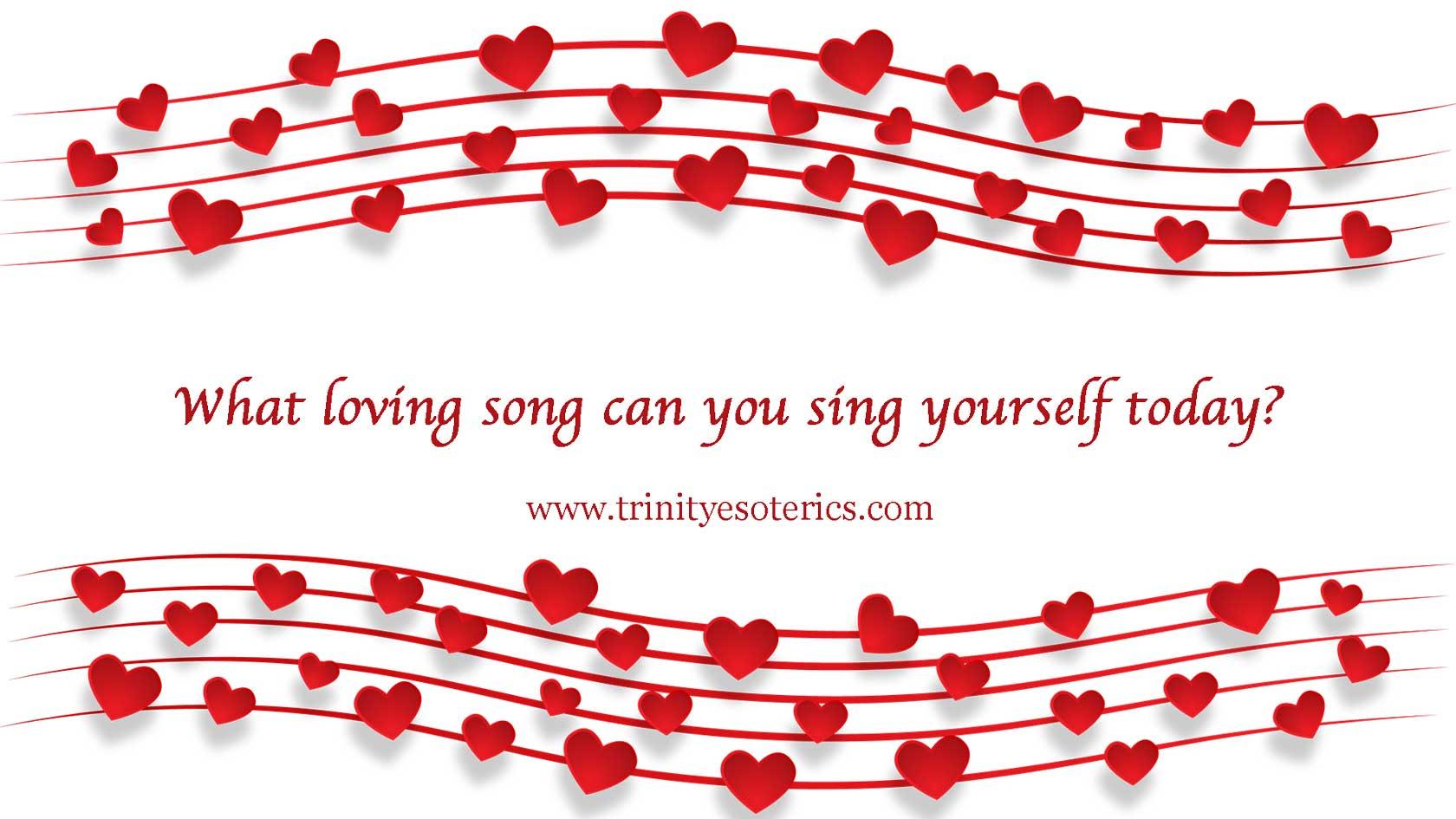 heart musical background trinity esoterics