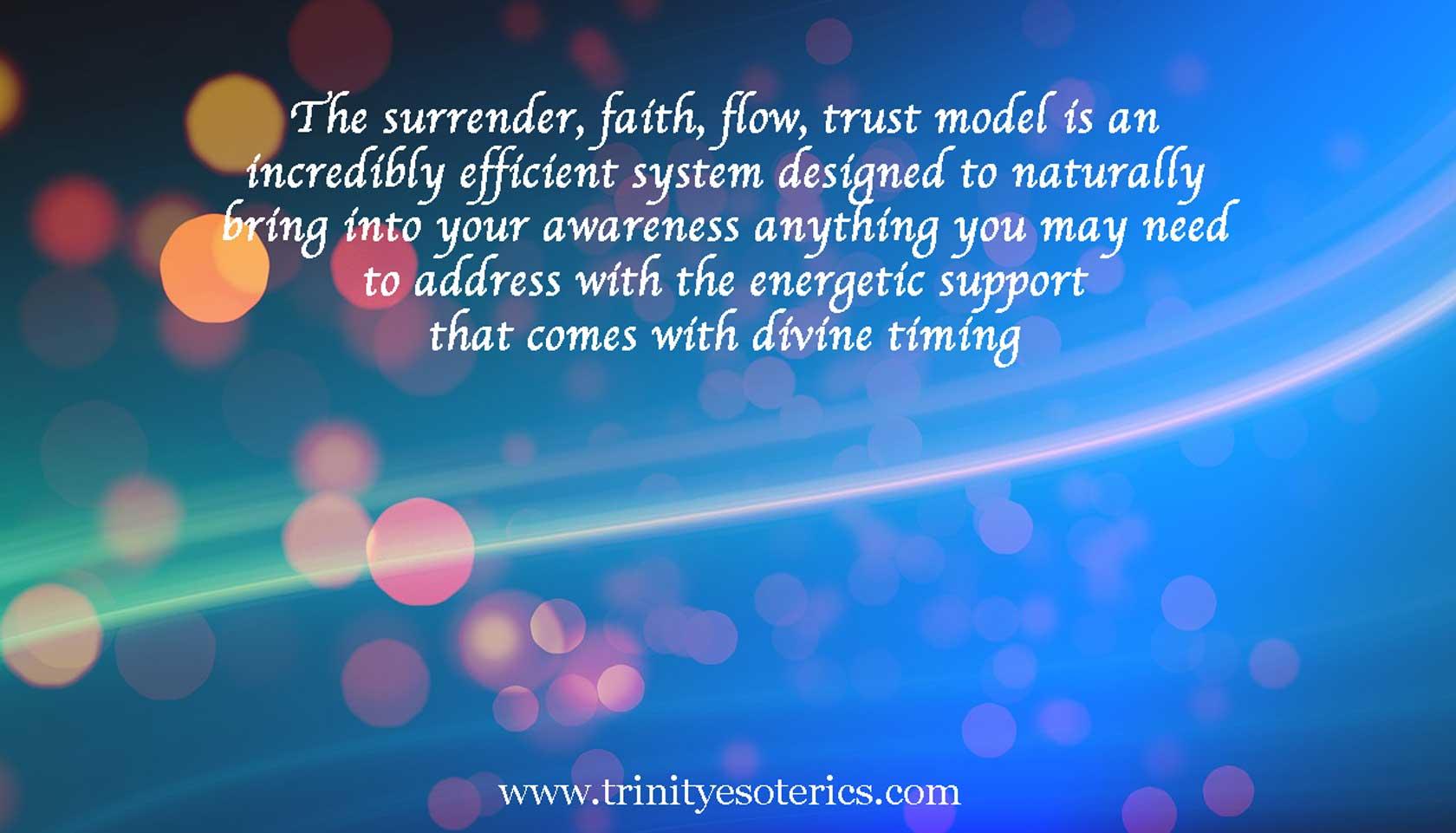 light flow trinity esoterics