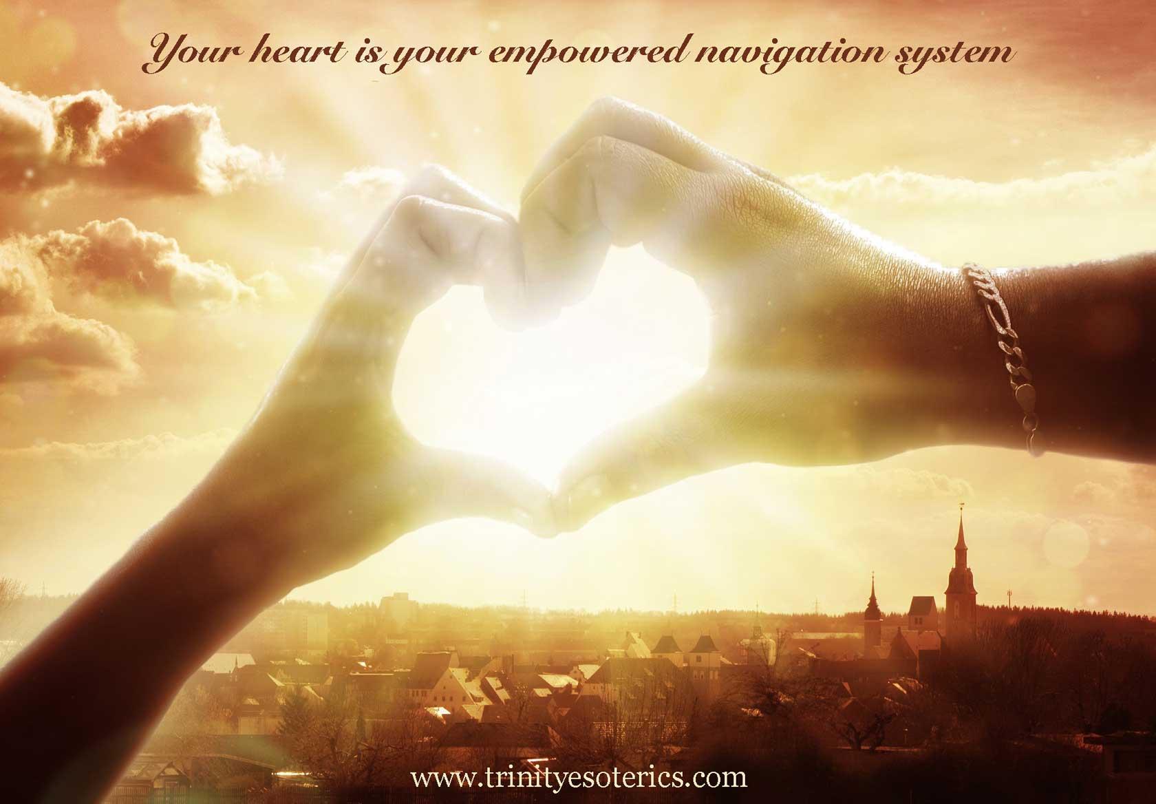 heart hands trinity esoterics
