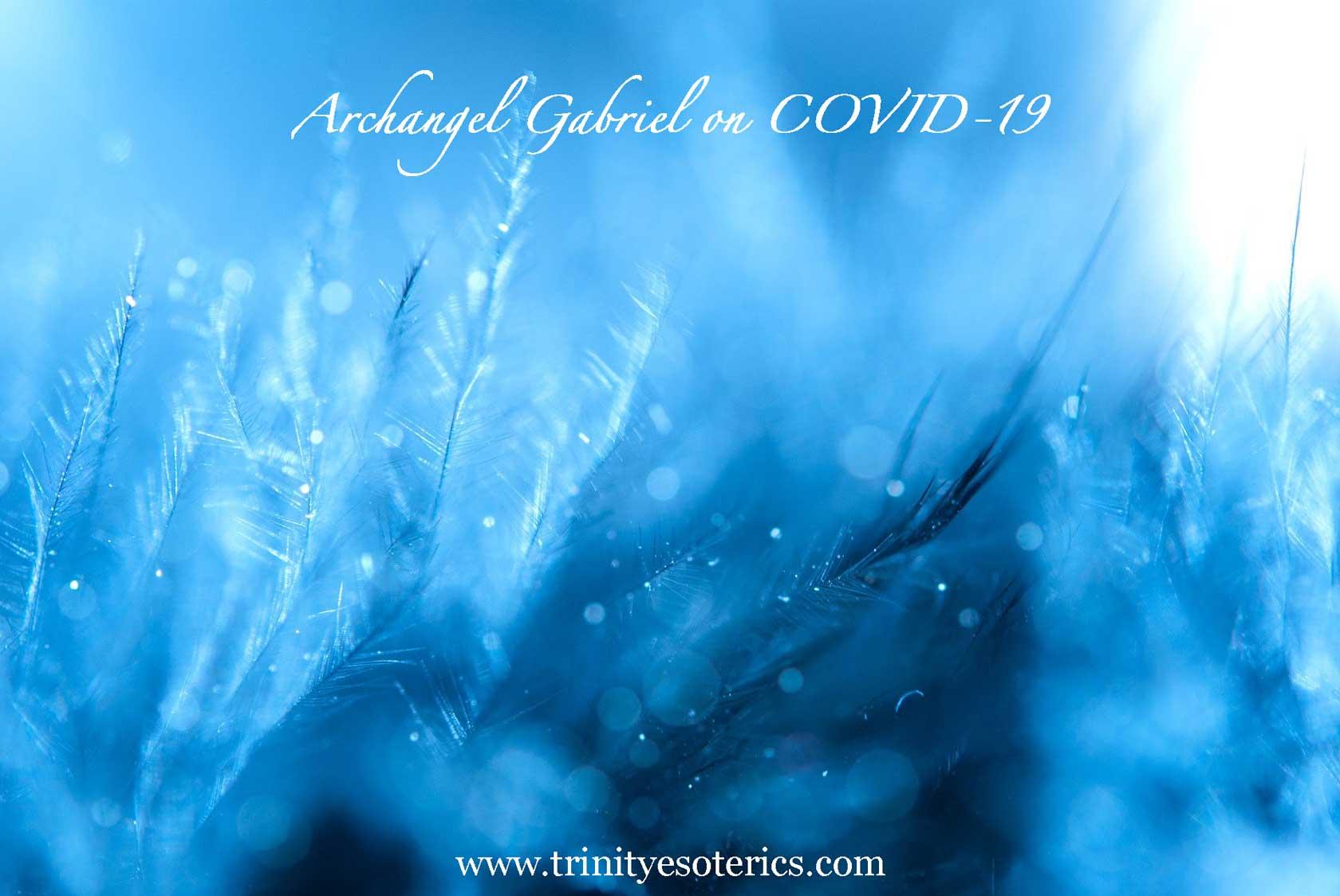 blue feather background trinity esoterics