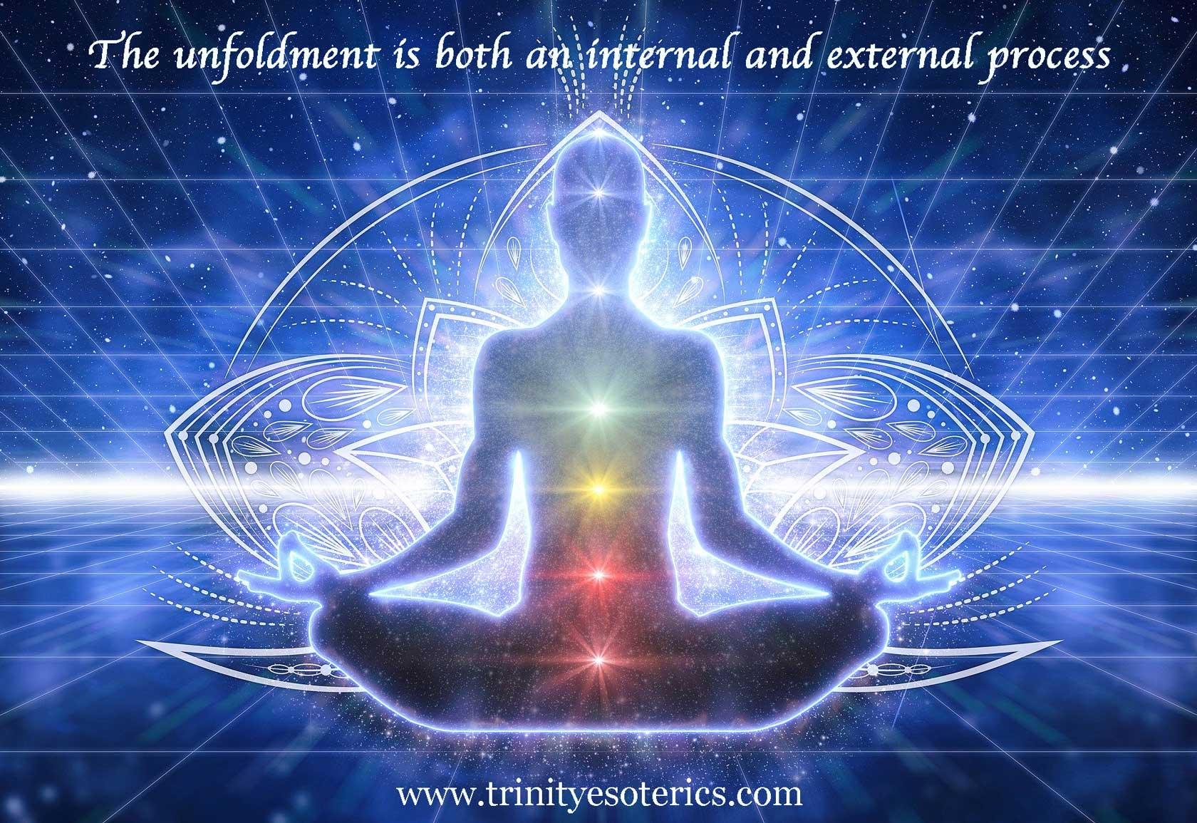 meditator energy body trinity esoterics