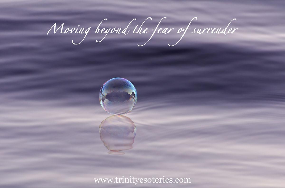 bubble on gentle waters trinity esoterics