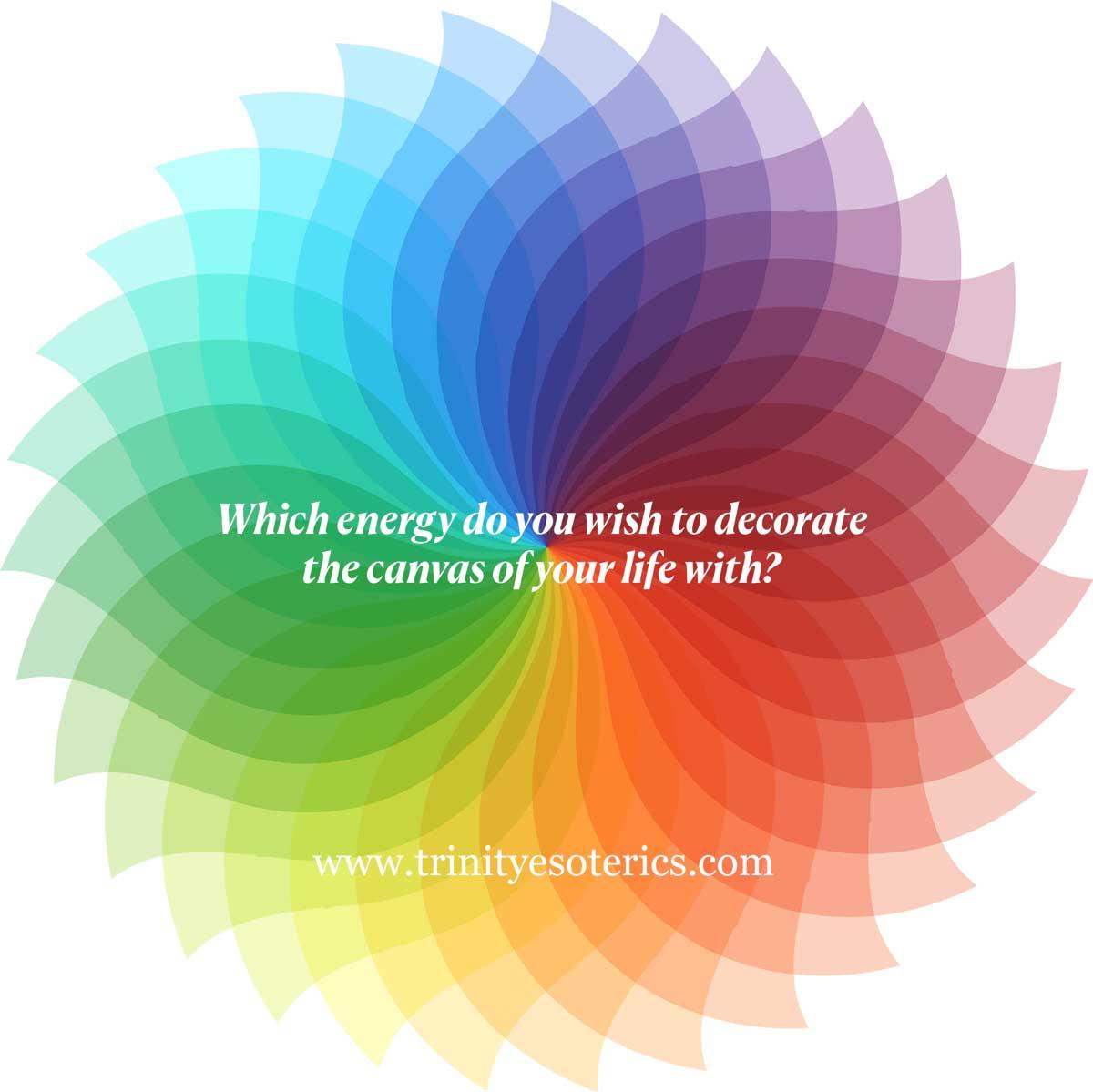 colour spectrum trinity esoterics