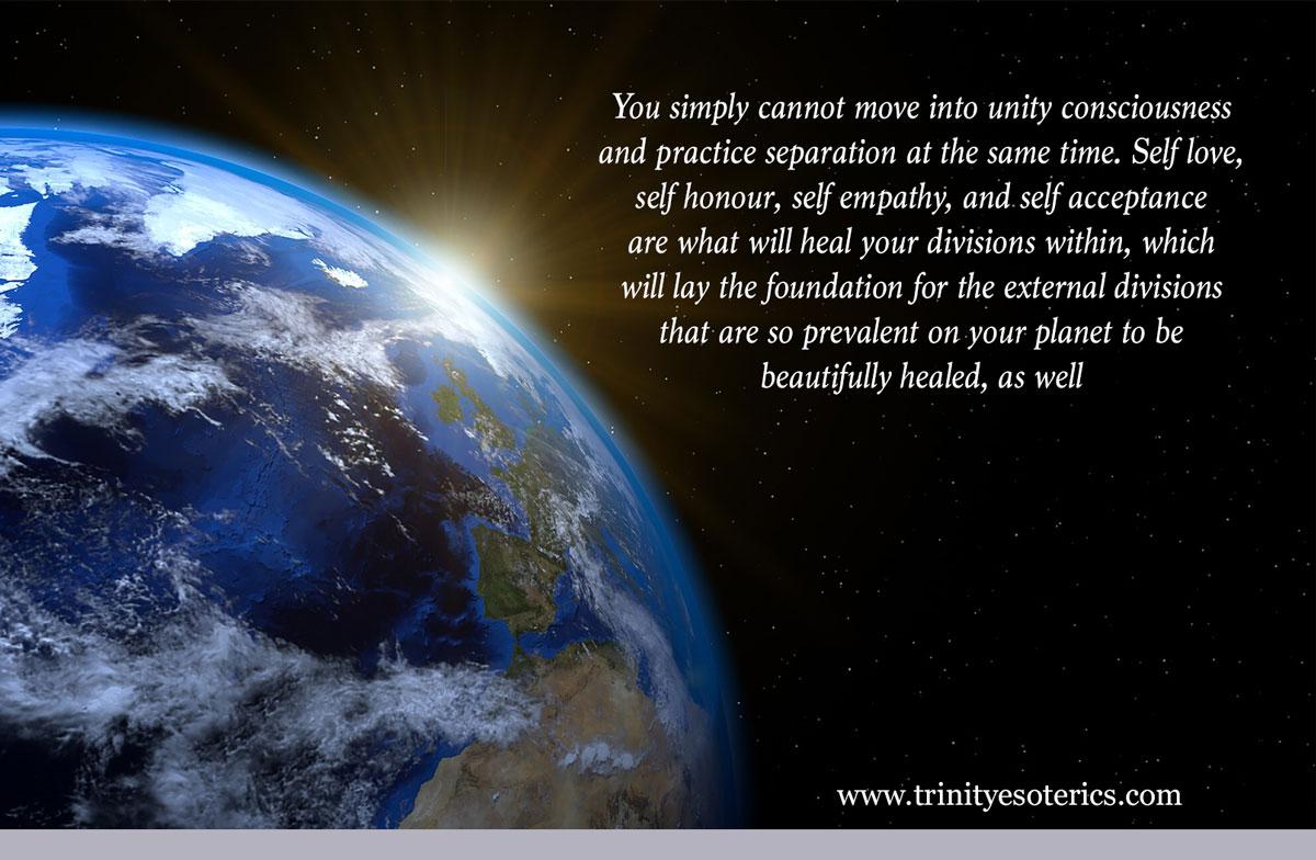 light dawning on earth trinity esoterics