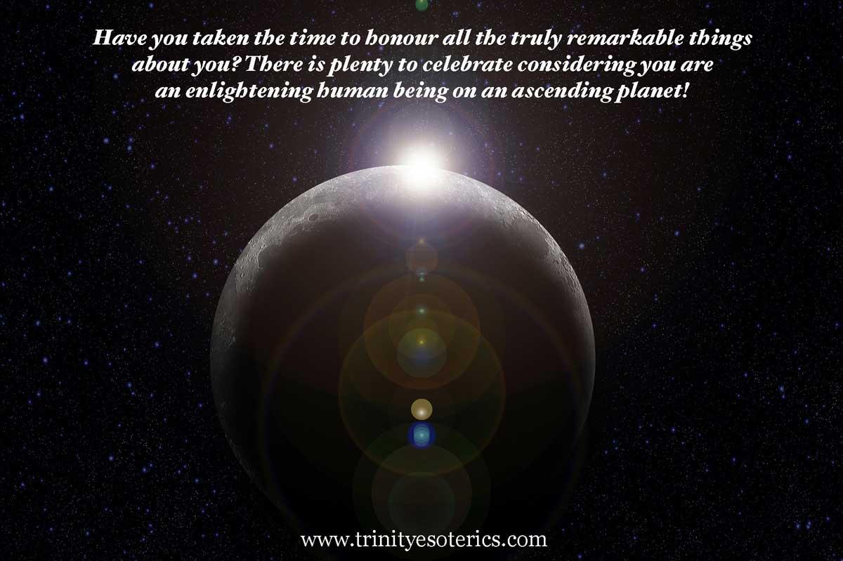 spark of light on the planet trinity esoterics