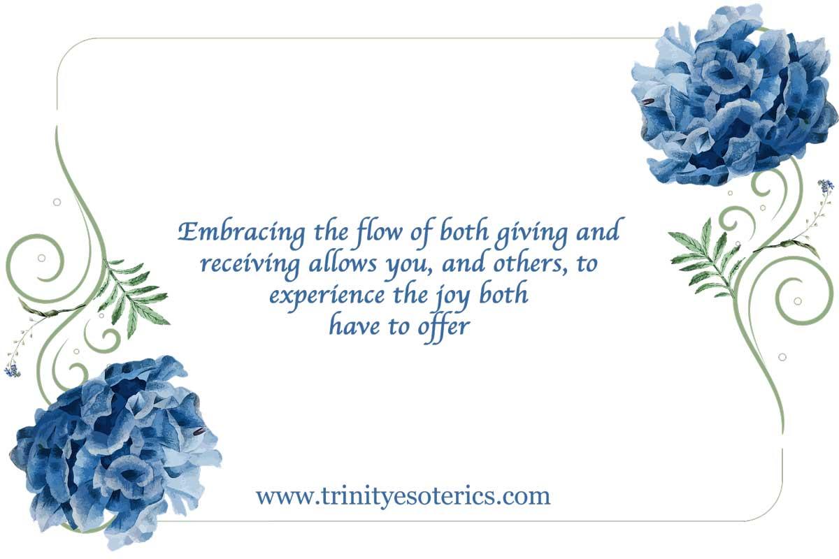 flower frame trinity esoterics